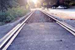 """Railroad Tracks"""