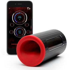 Lelo F1s Developer's Kit App Controlled Male Vibrator