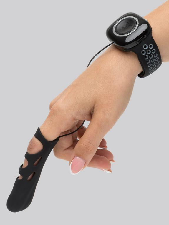 Adrien Lastic Touche Compact 10 Function Rechargeable Finger Vibe