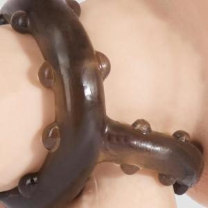 All Star Enhancer Cock and Ball Ring