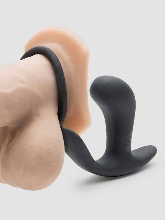 Fun Factory Bootie Ring Silicone Prostate Stimulator with Cock Ring