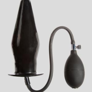 Cock Locker Extra Large Inflatable Butt Plug 8 Inch