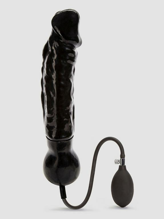 Cock Locker Inflatable Monster Realistic Dildo 11 Inch