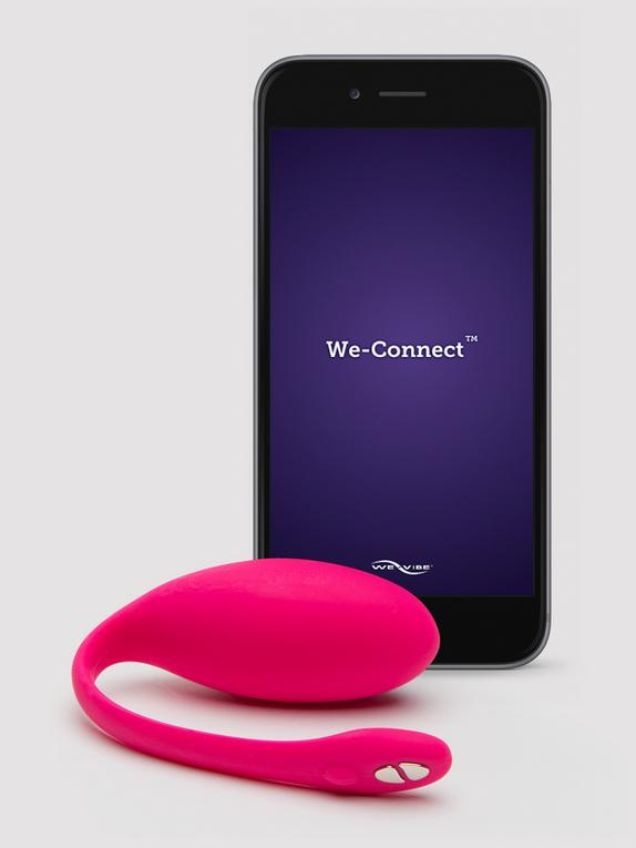 We-Vibe Jive Rechargeable App Controlled Love Egg Vibrator