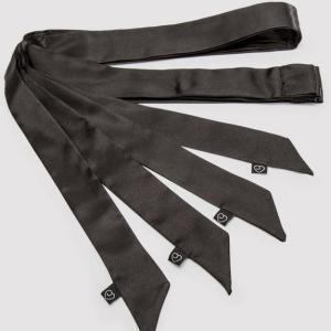 Lovehoney Silky Black Bondage Restraints (4 Pack)