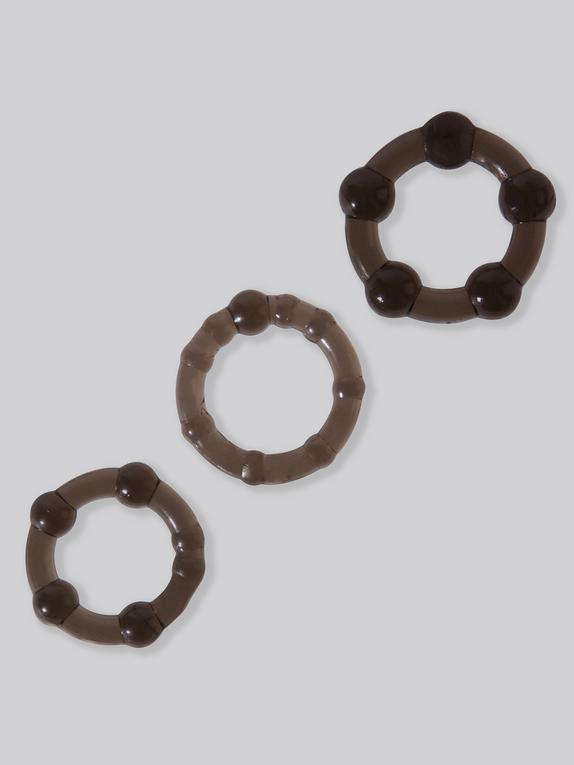BASICS Triple Cock Ring Set (3 Count)