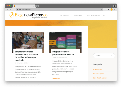 Blog InovaPictor