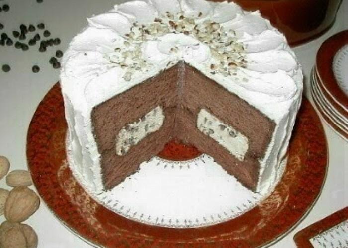 Mocha Mambo Ice Cream Cake