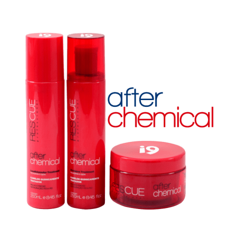 i9cosméticos After Chemical