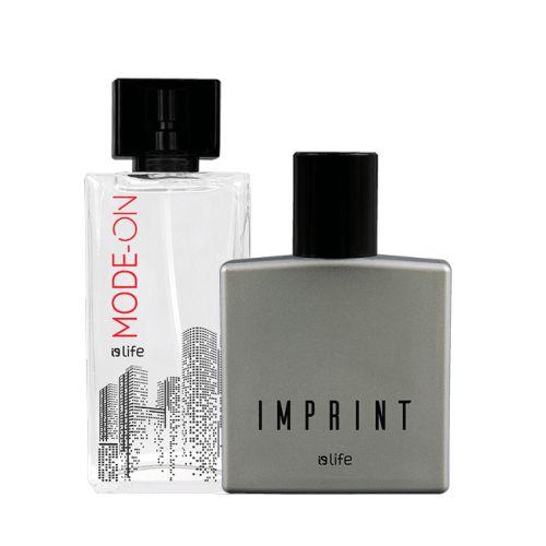 Perfumes de vidro masculino produto i9life