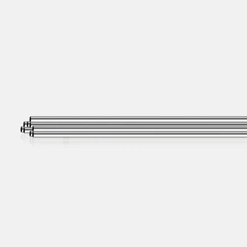 tube inox 316 poli miroir diametre 12 x 1mm d epaisseur