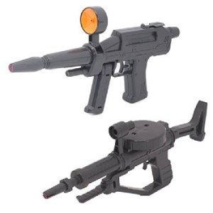 ライフル&マシンガンセット