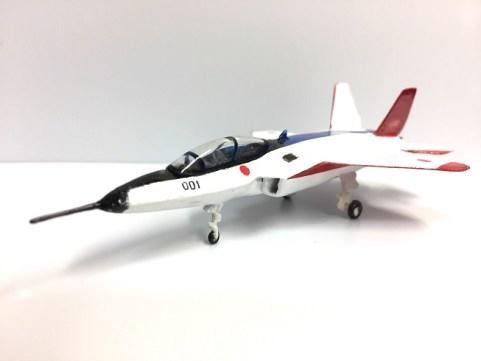 X-2モデル完成