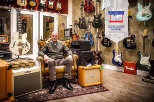 Arons Muziek gezelligste winkel van Heerlen