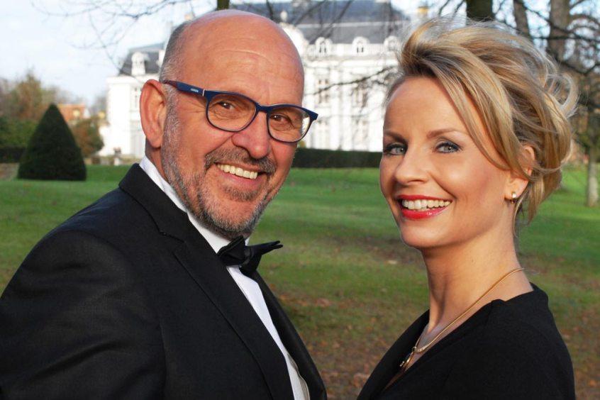 Janine Kitzen en Martin Hurkens