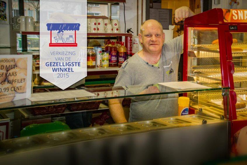 JN shop gezelligste van Limburg