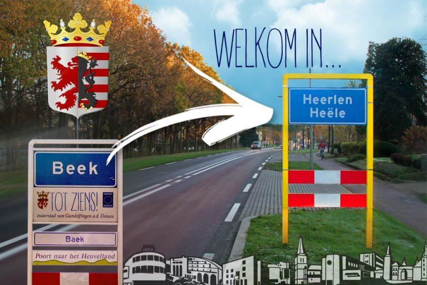 Burgemeester Krewinkel verhuisd naar Heerlen