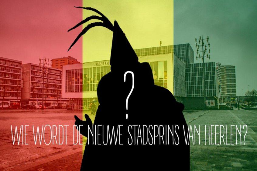 Wie wordt de nieuwe Stadsprins van Heerlen?