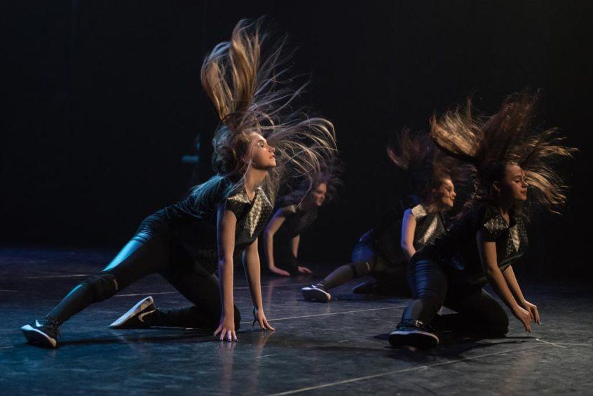Dansgroup CU-Dance uit Hoensbroek
