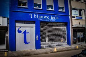Hippymarkt 't Blauwe Huis