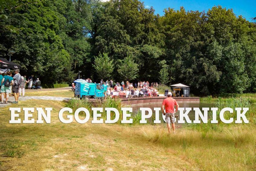 Picknick-Madam-van-Dam