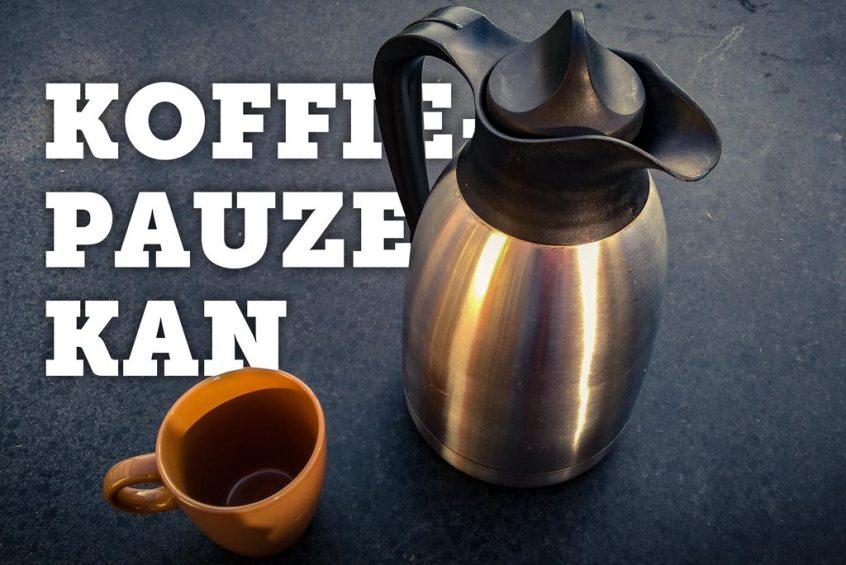 koffiepauzekan