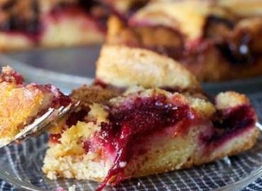 Сливовый пирог из Америки