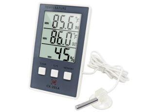 Цифровой уличный гигрометр-термометр с ЖК дисплеем