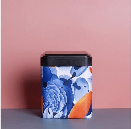 Квадратные контейнеры для чая