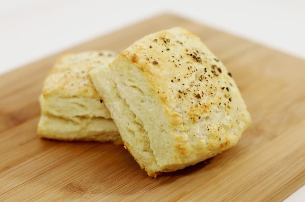 Bobby's Buttermilk Biscuits