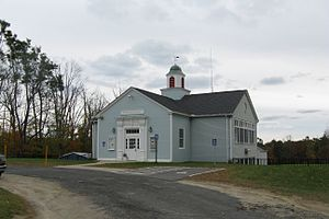 Shutesbury Town Hall, Shutesbury, Massachusett...