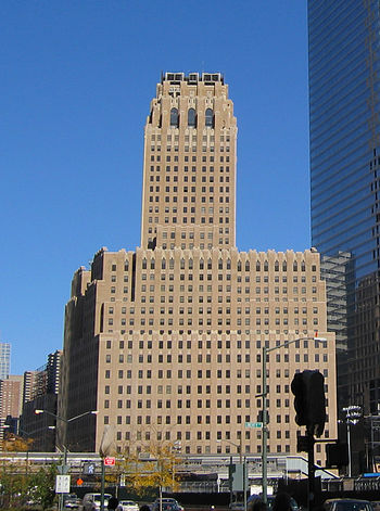 English: Verizon Building in New York City