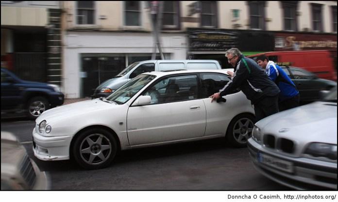 Push the Car!