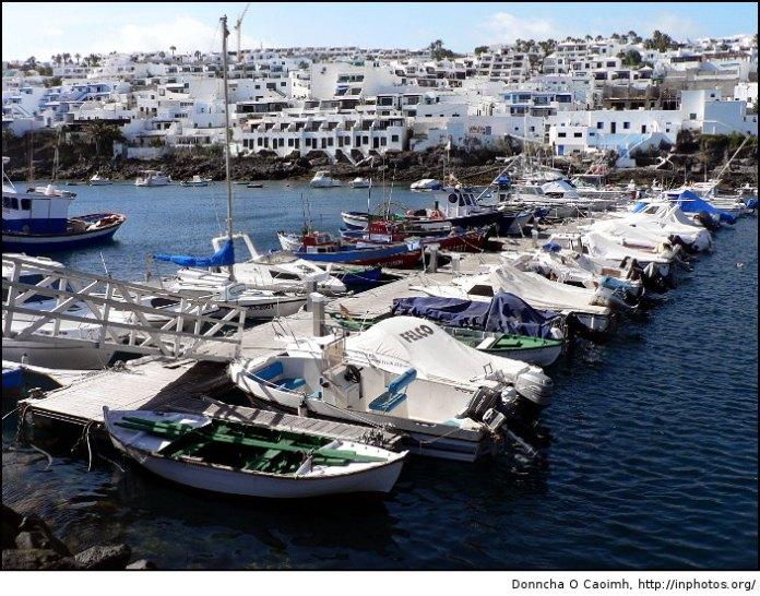Puerto Del Carmen Boats