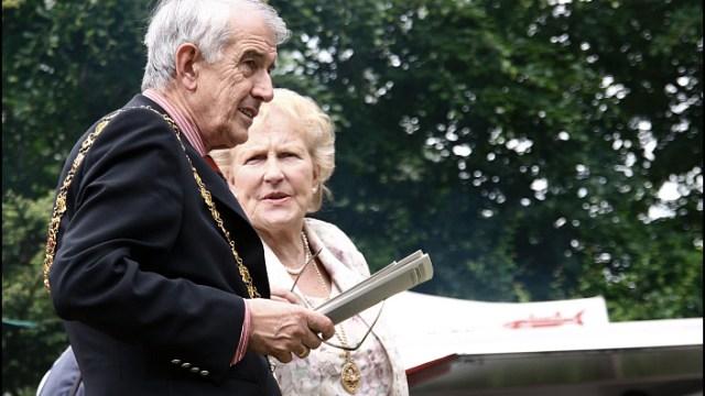 Lord Mayor of Cork, Donal Counihan