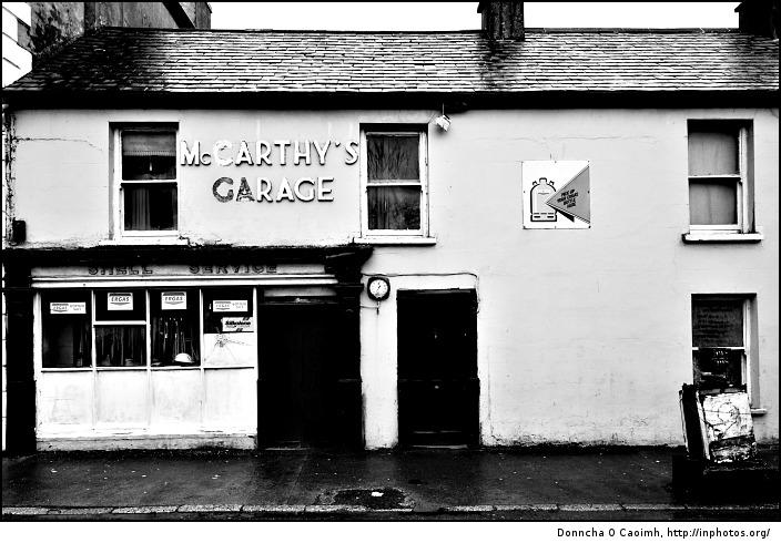 McCarthy's Garage, Schull