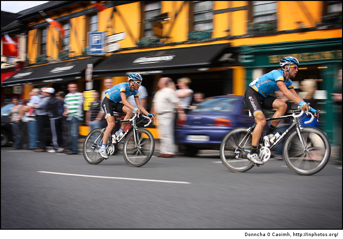 Tour of Ireland Stragglers
