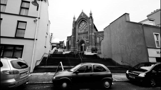 Church Steps in Castletownbere