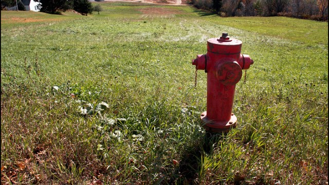 Fire Hydrant #3