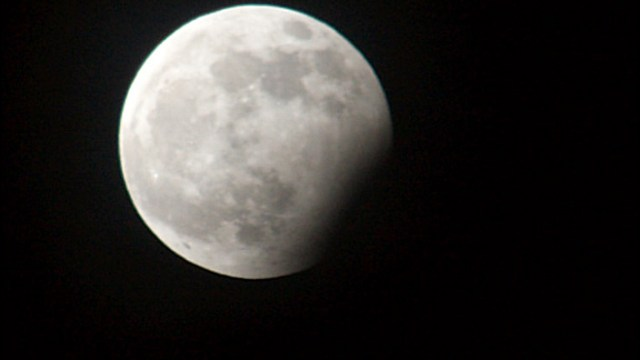 New Year's Eve Lunar Eclipse