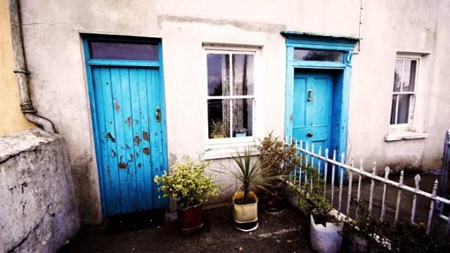 Tourquoise Doors