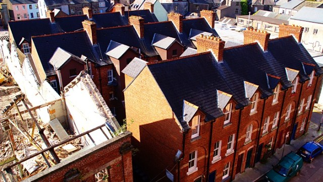 Red Brick Houses