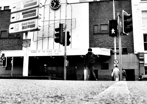 Capitol Cinema, gone