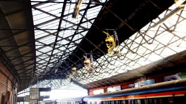 Kent Train Station