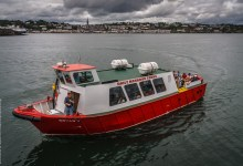 The Spike Island Ferry