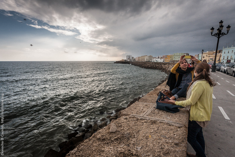 Cádiz by the Atlantic