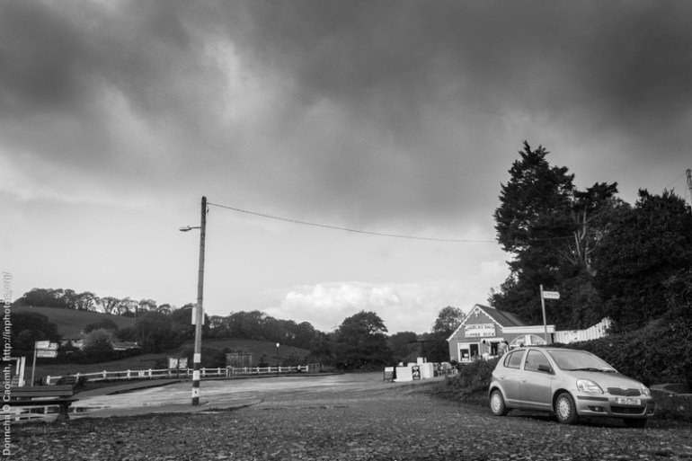 Clouds over Fountainstown