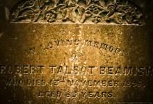 Robert Talbot Beamish