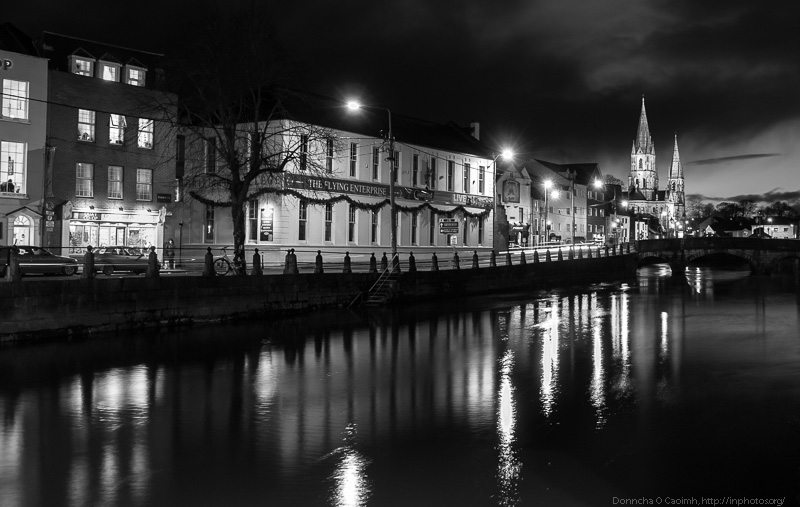 Sullivan's Quay at Night