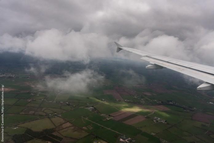 Light Snuck through the Clouds